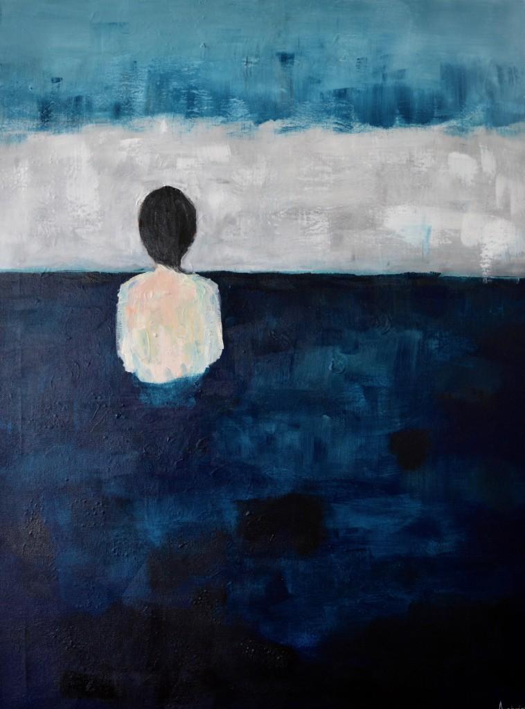 Kvinden i havet