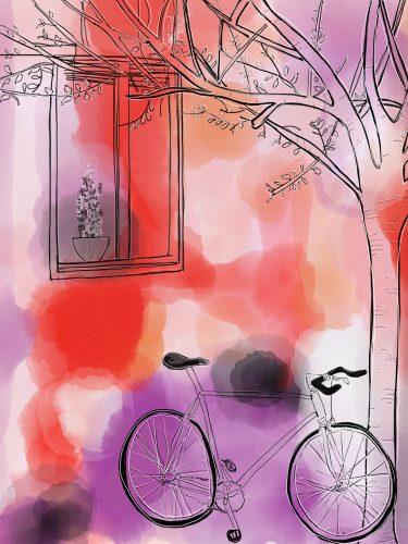 Vinduesdekoration, vægdekoration, vinduesmaleri, vægmaleri