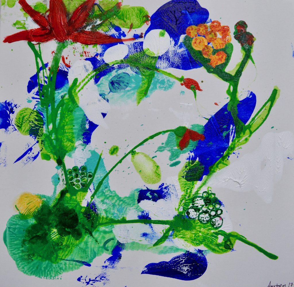 Maleri, botanik