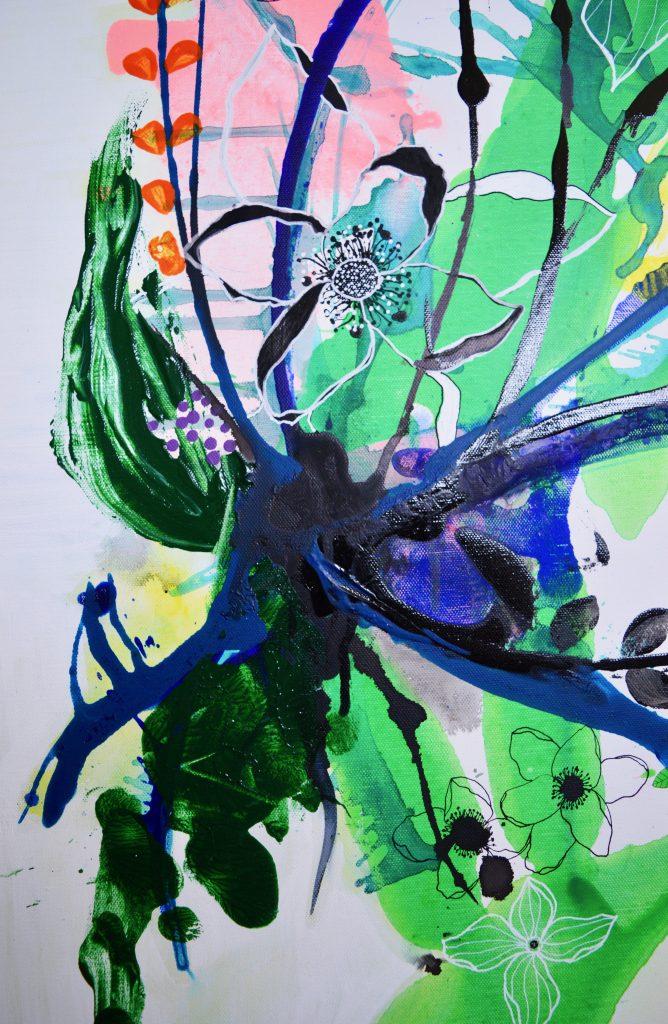 Maleri, botanik, botanic, art, kunst, botanicalart, senegal