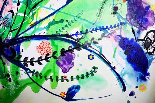 senegal, maleri, art, kunst, botanicalart, botanik, botanic