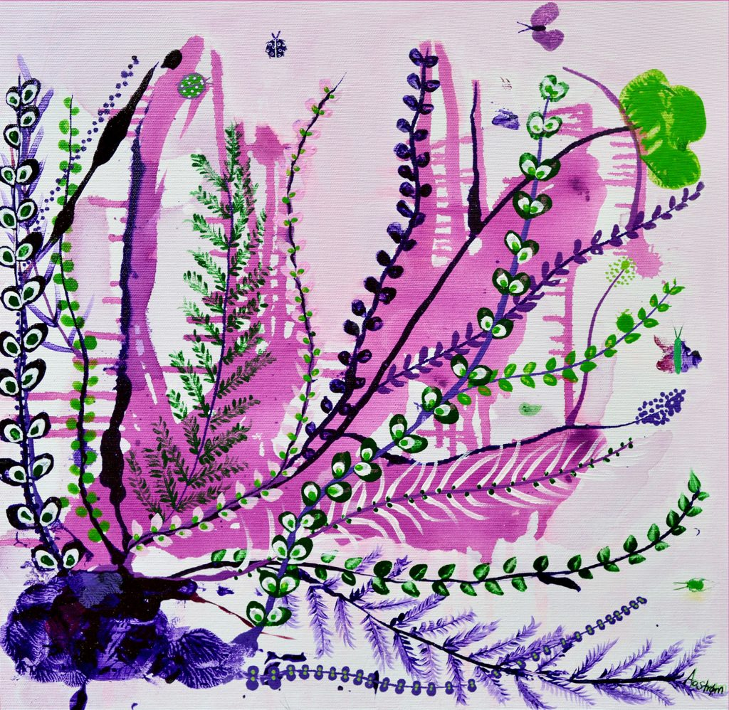 bjørn wiinblad, botanik, botanisk maleri, blomstermaleri, botanical painting, flower painting, decor, botany